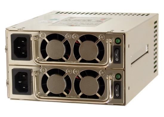 CHIEFTEC PSU 2X700W ATX 12V 2.3 PFC Barošanas bloks, PSU