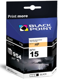 Black Point HP No 15 (C6615A)