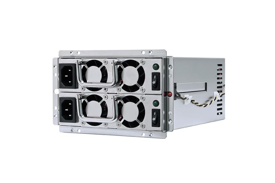 CHIEFTEC PSU 2X600W ATX 12V 2.3 PFC Barošanas bloks, PSU
