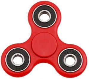 FINGER SPINNER   FIDGET SPINNER RED Fidget spinner