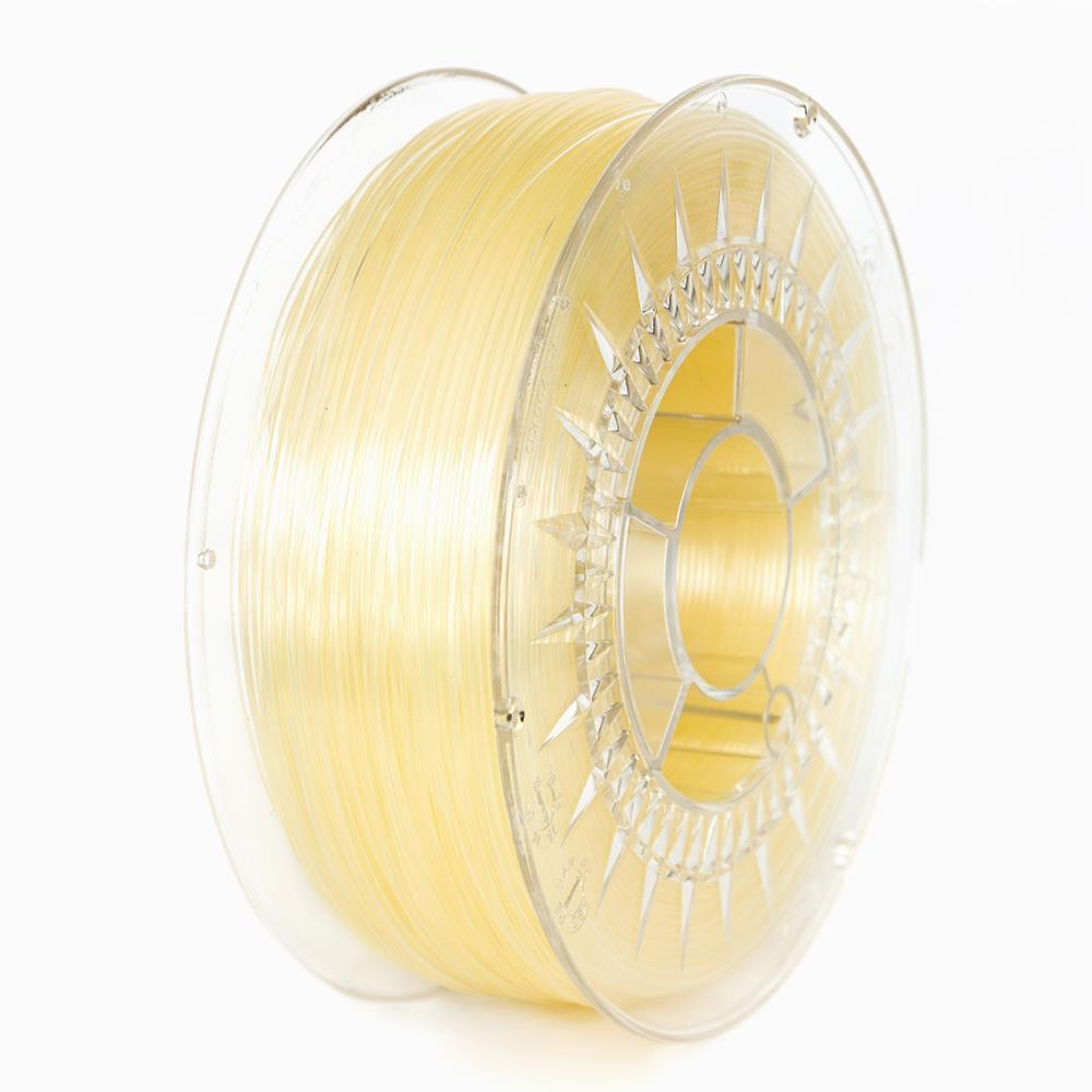 DEVIL DESIGN / PLA / NATURAL / 1,75 mm / 1 kg. 3D printēšanas materiāls