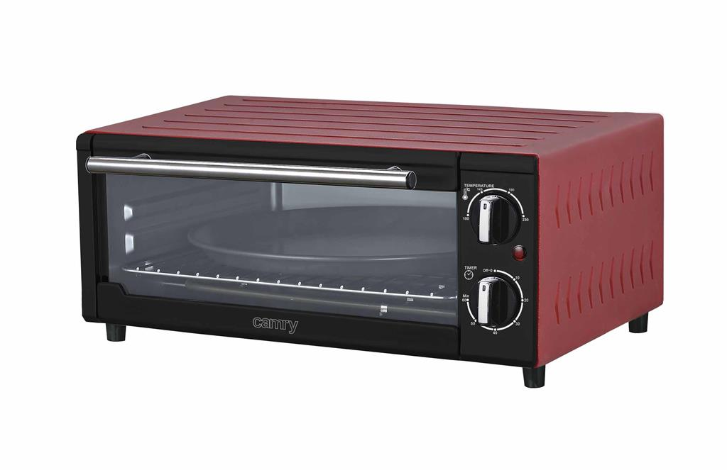 Electric pizza oven Camry CR 6015 | red