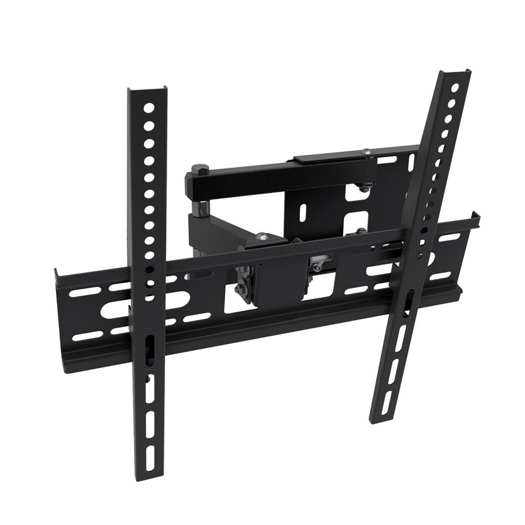 ART Holder AR-53 22-55'' for LCD/LED black 35KG vertical and level adjustment TV stiprinājums