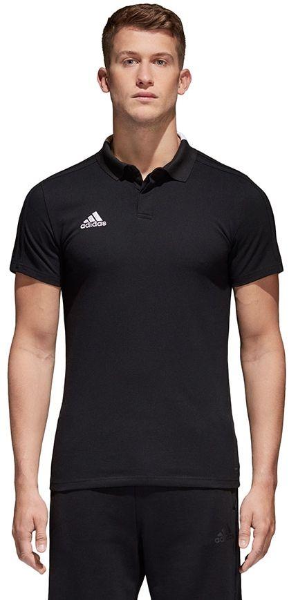 Adidas Koszulka meska Condivo 18 czarna r. M  (BQ6565) BQ6565