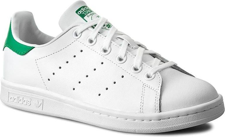 Adidas Buty dzieciece Stan Smith biale r. 35 1/2 (M20605) M20605
