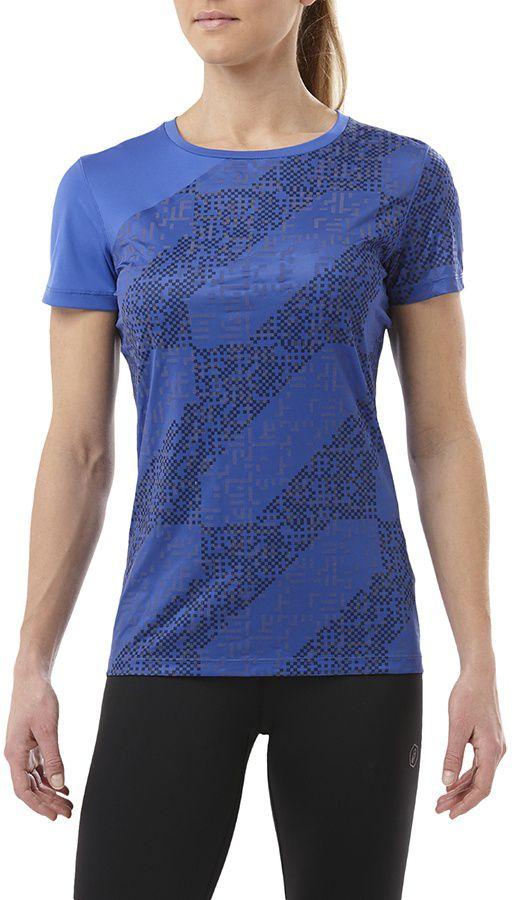 Asics Koszulka LITE SHOW SS TOP niebieska r. M (146628 1182) 146628 1182