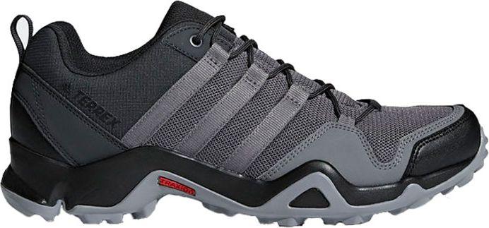 Adidas Buty meskie Terrex AX2R szare r. 46 2/3 (CM7728) CM7728 Tūrisma apavi