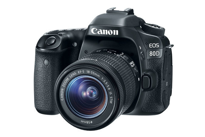 Canon EOS 80D EF-S 18-200mm f/3.5-5.6 IS Spoguļkamera SLR