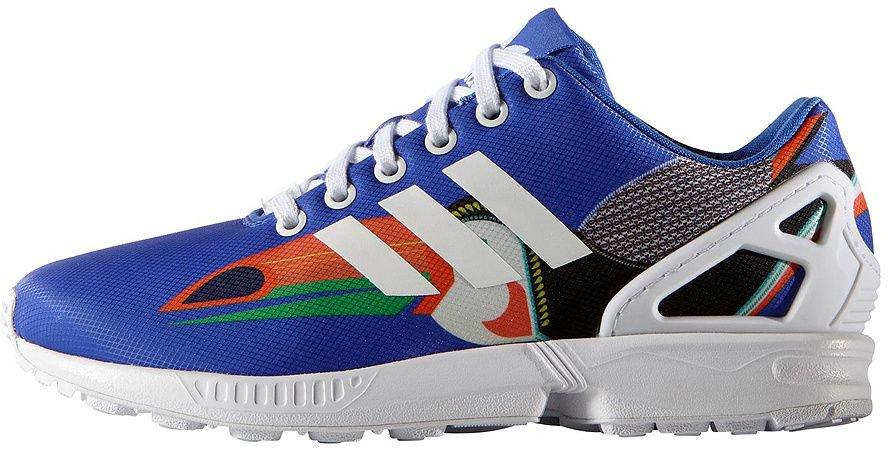 Adidas Buty meskie Originals ZX Flux w niebieskie r. 40 (S75697) S75697
