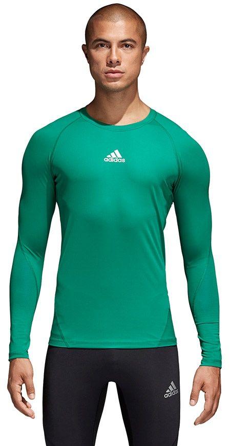 Adidas Koszulka meska ASK SPRT LST zielona r. XXL (CW9504) CW9504