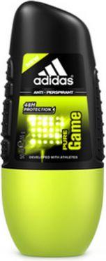 Adidas Antyperspirant dla mezczyzn PURE GAME w kulce 50 ml 31535301000
