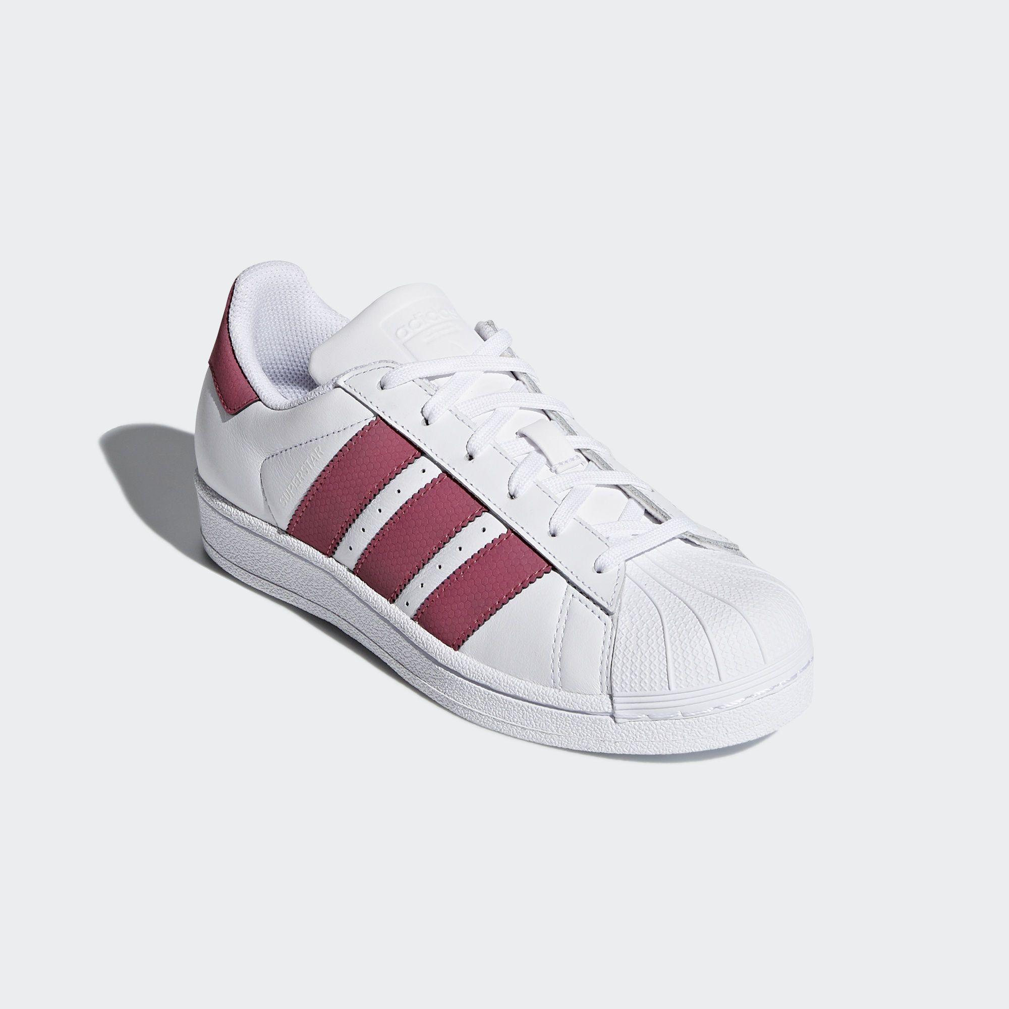 Adidas Buty dzieciece Superstar J biale r. 35.5 (CQ2690) CQ2690