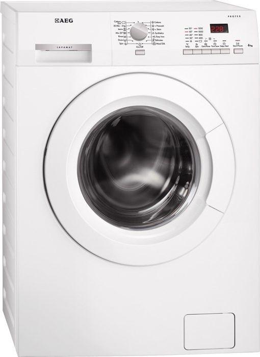 L62260SL AEG  Washing Machine Veļas mašīna