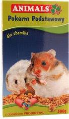 Animals 500g CHOMIK 02582