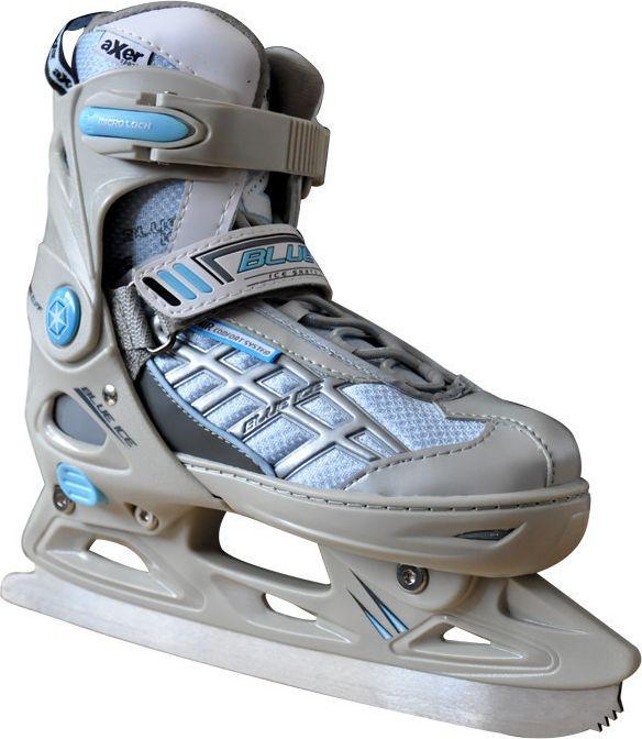 Axer Adjustable Ice Skates Blue Ice (A2962-XS) A2962-XS Slidošanas un hokeja piederumi