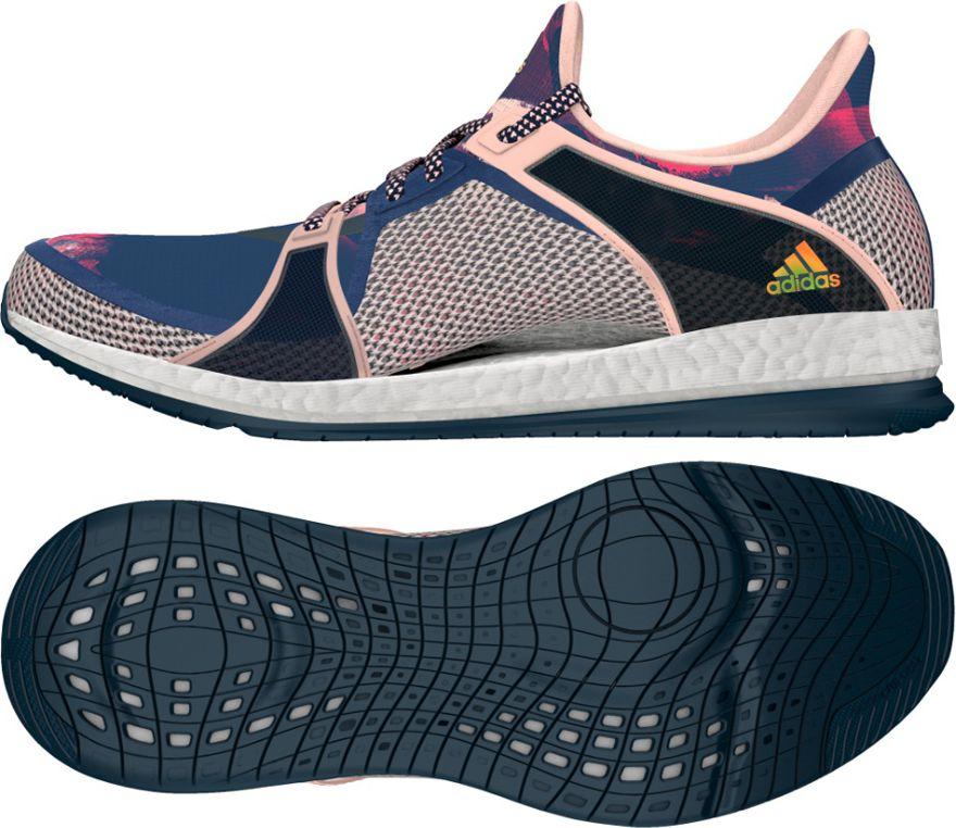 Adidas Buty damskie Pure Boost X granatowe r. 37 1/3 (BB3825) BB3825