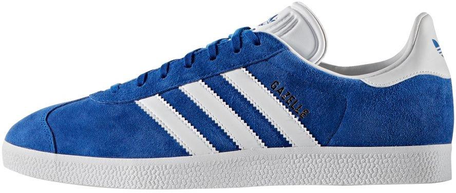 Adidas Buty meskie Gazelle niebieskie r. 45 1/3 (S76227) S76227