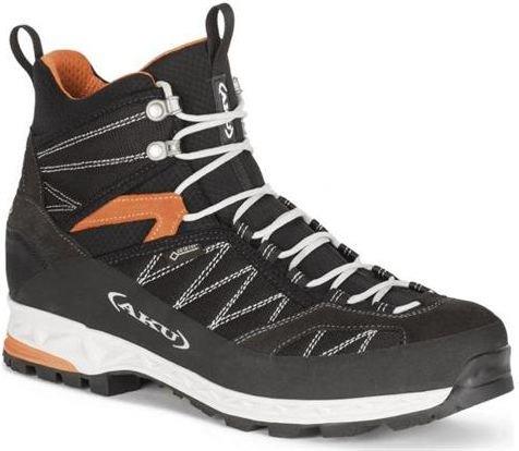 Aku Buty meskie Tangu Lite GTX black/ orange r. 42,5 975-108-8.5 Tūrisma apavi