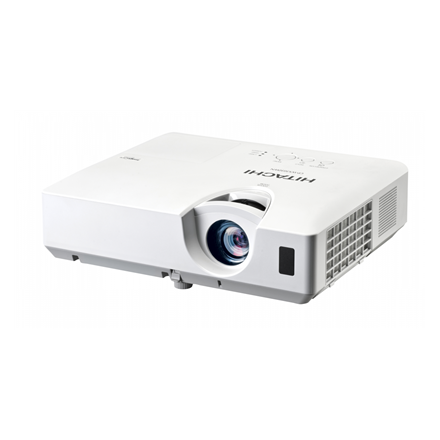 Hitachi All-In-One Series CP-WX3042WN WXGA (1280x800), 3000 ANSI lumens, 10.000:1, White, projektors