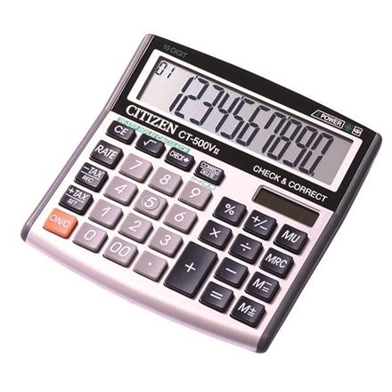 CITIZEN CT-500VII kalkulators