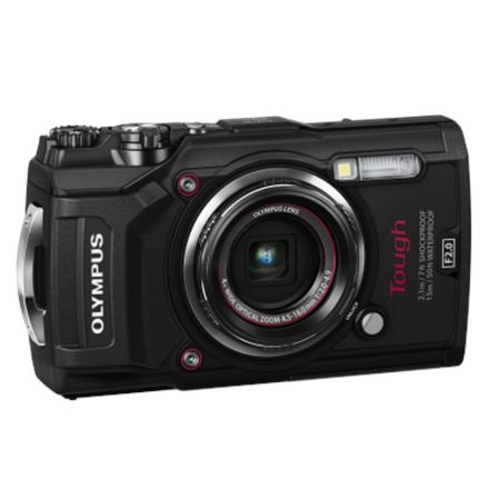 Olympus TG-5 black Digitālā kamera