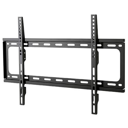 Acme Wall, Fixed, VESA 100 x 100, 200 x 200, 300 x 300, 400 x 400, 500 x 400, 600 x 400 mm, Black, Maximum weight (capacity) 35 kg, 32 - 65& TV stiprinājums