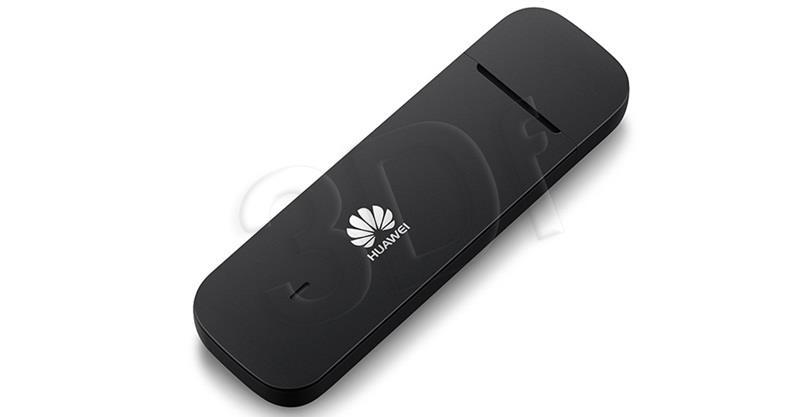 Huawei modem 4G E3372 czarny E3372