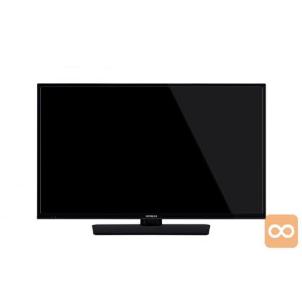 """Hitachi 39HB4C01 39"""" (99 cm), HD, 1366 x 768 pixels, DVB-T/C, Black LED Televizors"""