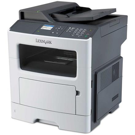 LEXMARK MX317dn 35SC745 printeris