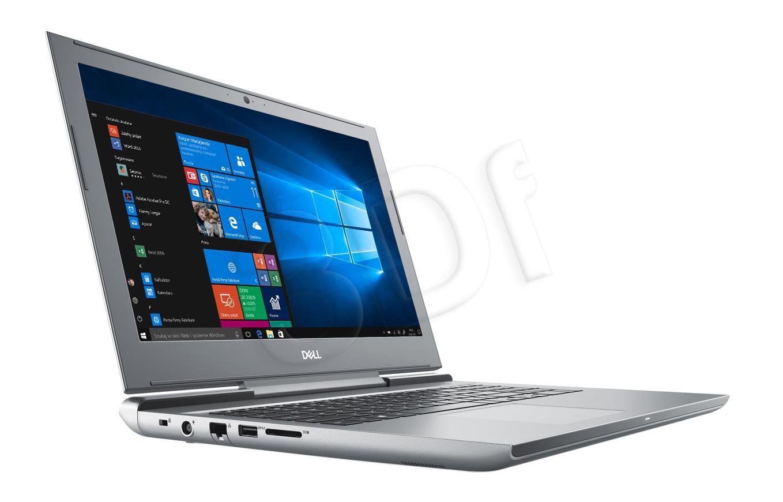 Dell  7570 i5-7300HQ/8/128+1TB/15,6/1060/W10Pro Portatīvais dators