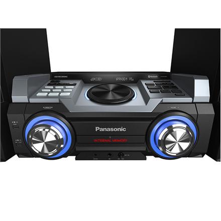 Panasonic Player SA-MAX4000EK USB port, 155 W, CD player, Bluetooth, Wireless connection, AUX in mājas kinozāle