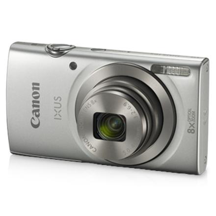 Canon Digital IXUS 185 silver Digitālā kamera