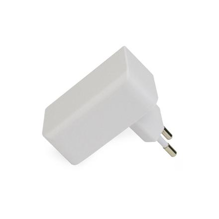 GEMBIRD USB 2.1A univers lais lādētājs, balts iekārtas lādētājs