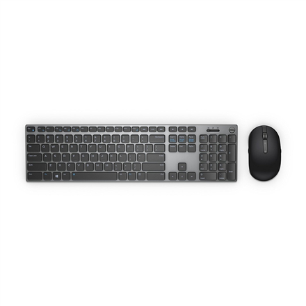 Dell Premier Wireless Keyboard and Mouse-KM717 - Russian (QWERTY) klaviatūra