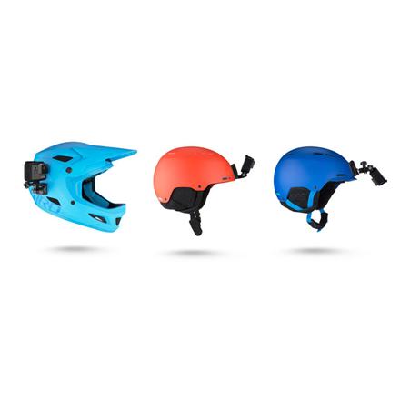 GoPro Helmet Front + Side Mount Sporta kameru aksesuāri