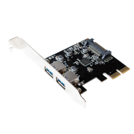 PCI Express card 2xUSB   3.1 karte