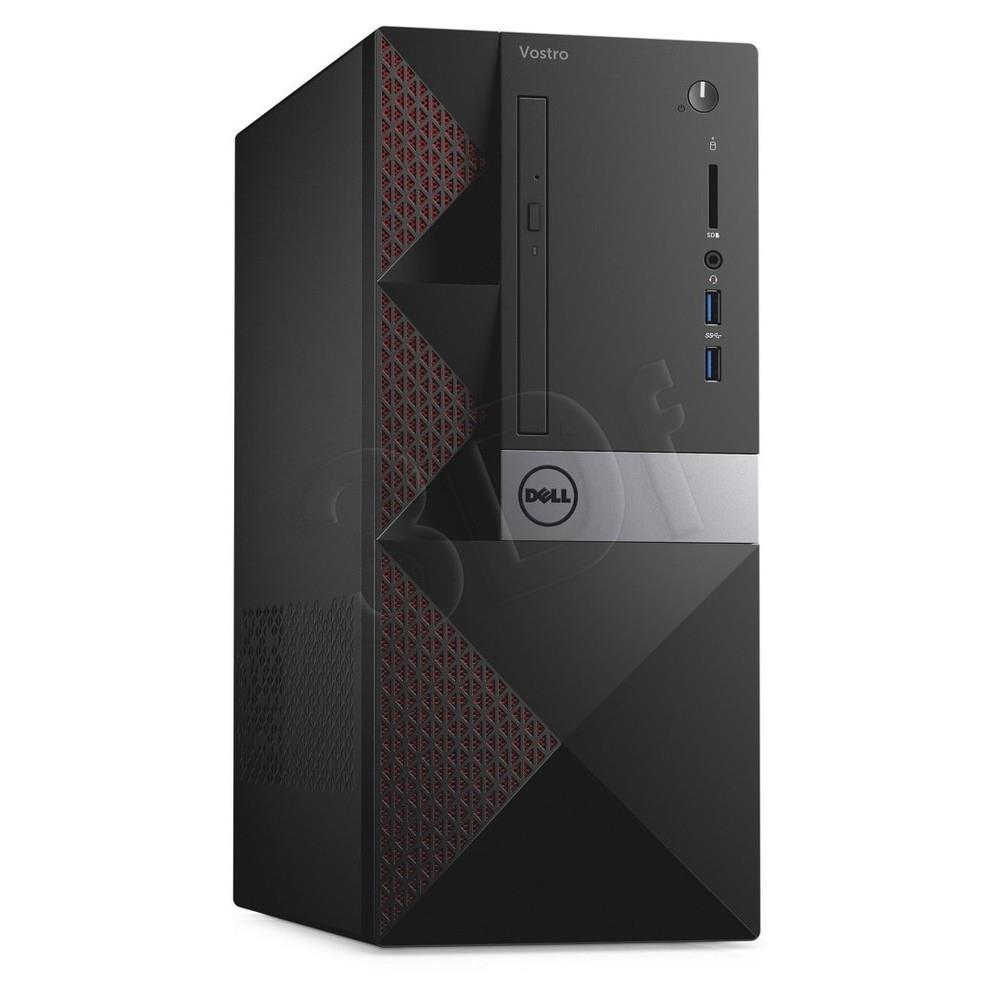 Dell Vostro 3668 MT i5-7400/8GB/1TB/710/W10P 3YNBD dators