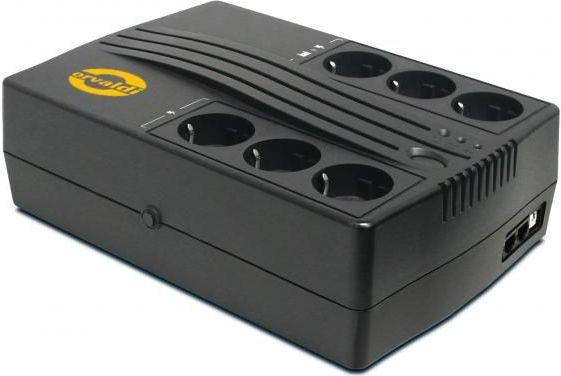 ORVALDI 900SP USB RJ45 CD 6xSchuko nepārtrauktas barošanas avots UPS