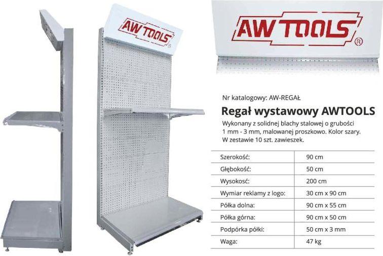 AWTOOLS AW REGAL WYSTAWOWY AW-REGAL - AW-REGAL AW-REGAL