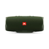 JBL ūdensizturīga portatīvā skanda, zaļa JBL JBLCHARGE4GRN pārnēsājamais skaļrunis