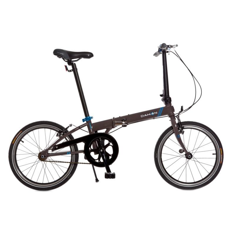 Speed Uno YS7365 HiTen brown grey 20'' KAT012 Pilsētas velosipēds