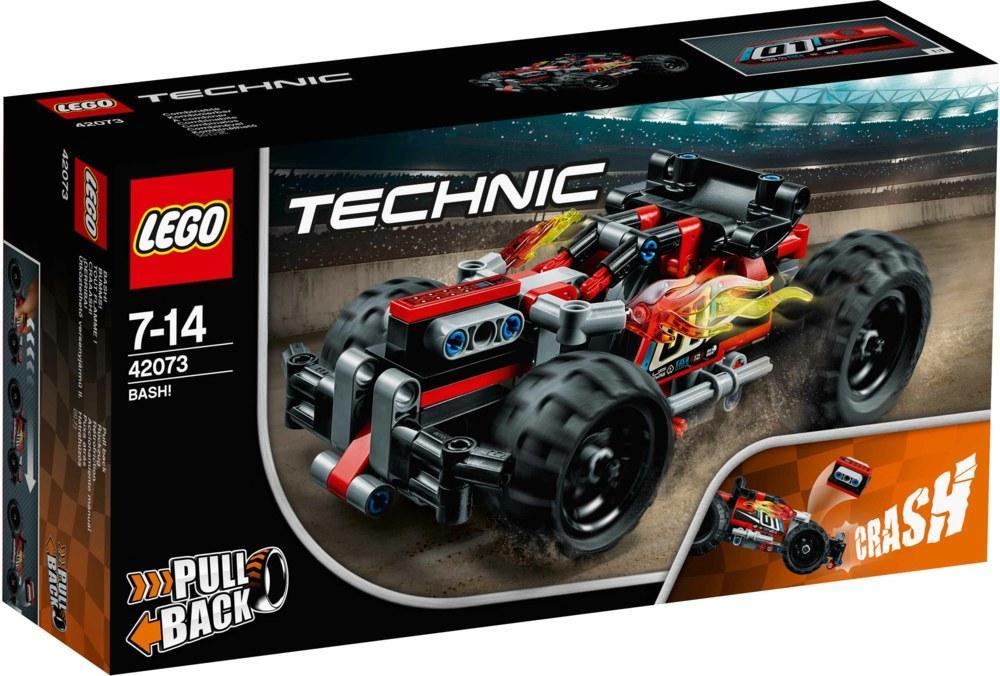 LEGO Technic 42073 Bash! LEGO konstruktors