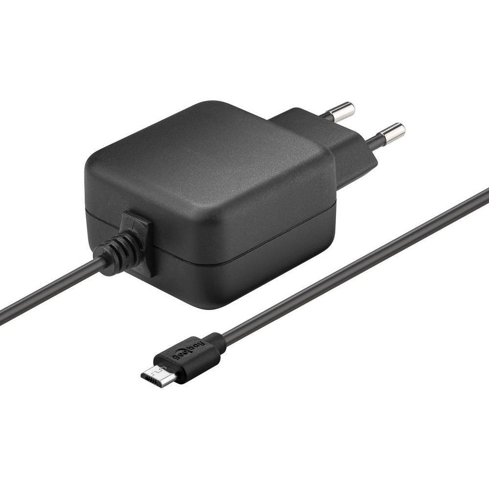 Goobay power supply for Raspberry Pi 1-3 3,1A - 56746 Raspberry PI datora daļas