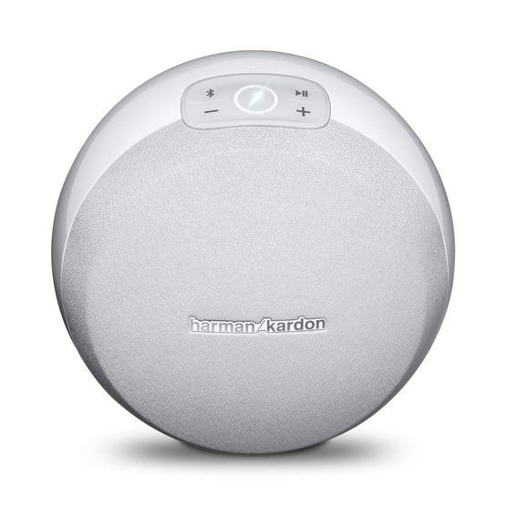 HARMAN KARDON | OMNI 10 | Portable/Wireless | Bluetooth | White pārnēsājamais skaļrunis