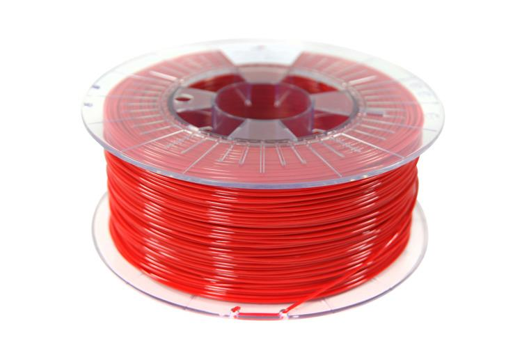 Filament SPECTRUM / PLA PRO / BLOODY RED / 1,75 mm / 1 kg 3D printēšanas materiāls