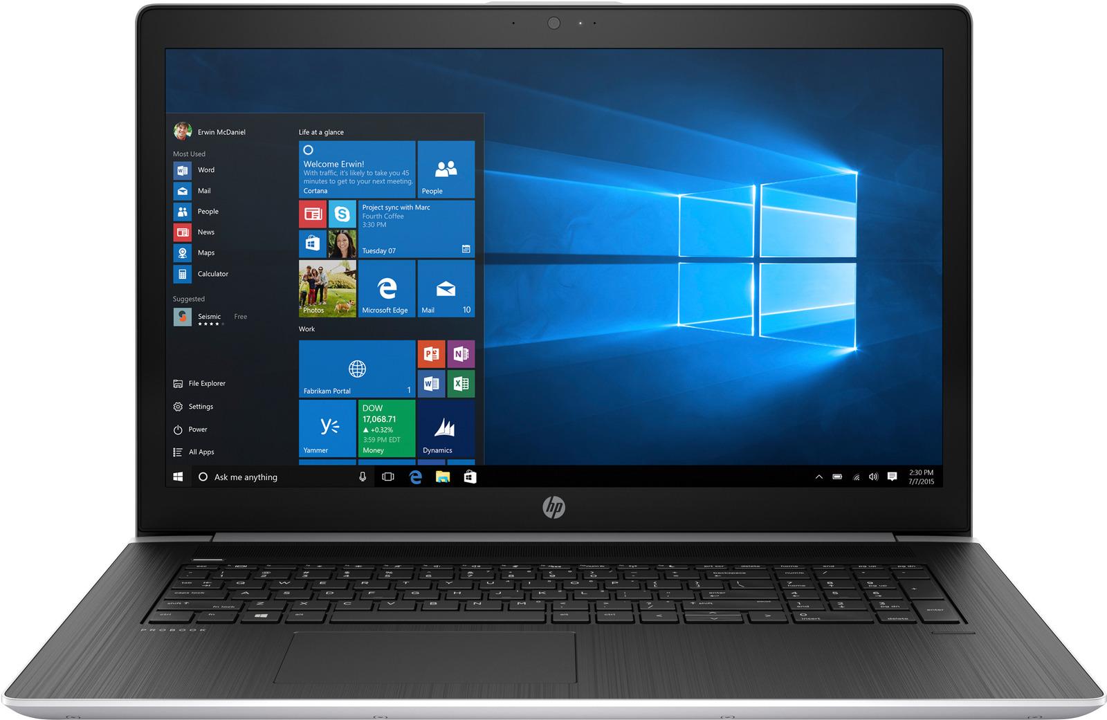 HP ProBook 470 G5 43,94 cm (17,3