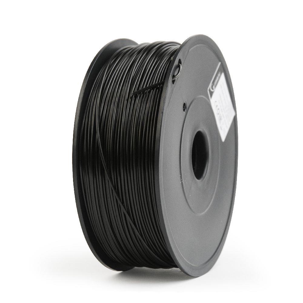 Filament Gembird ABS Black | Flashforge | 1,75mm | 0.6kg 3D printēšanas materiāls