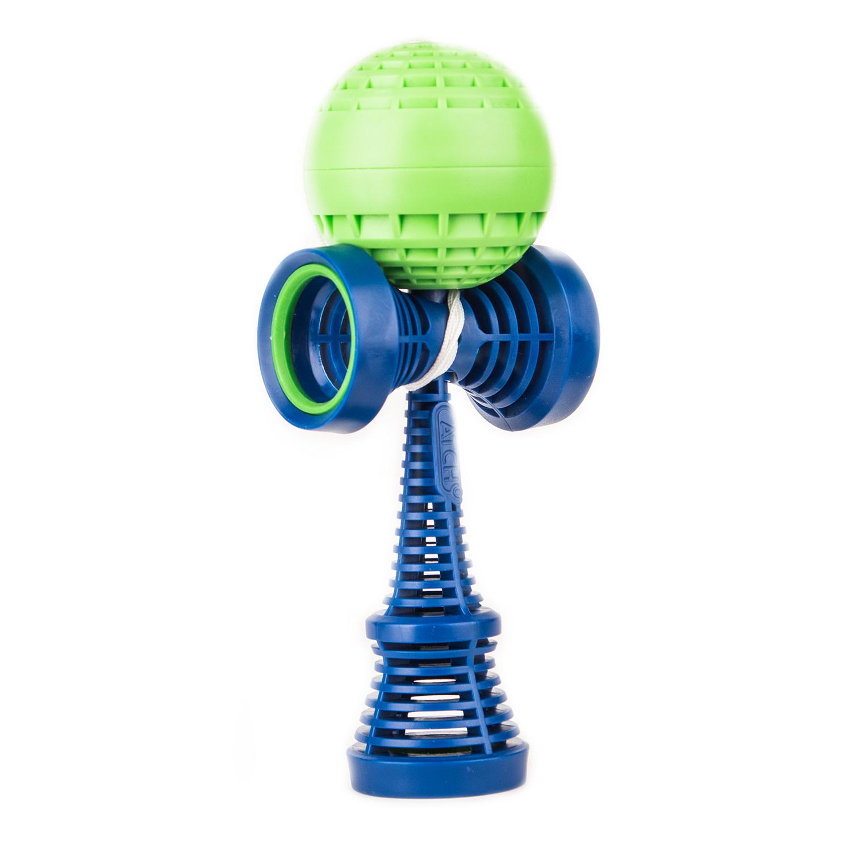 YoYoFactory KENDAMA AIR zils/zaļš YO 129