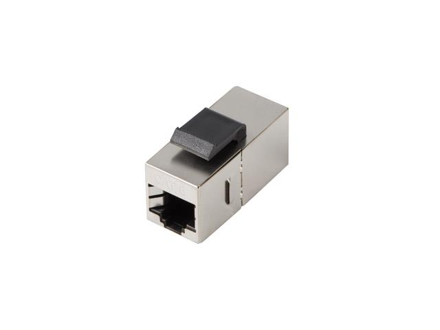 Lanberg Feed-thru Keystone Connector RJ45->RJ45 FTP Cat.6