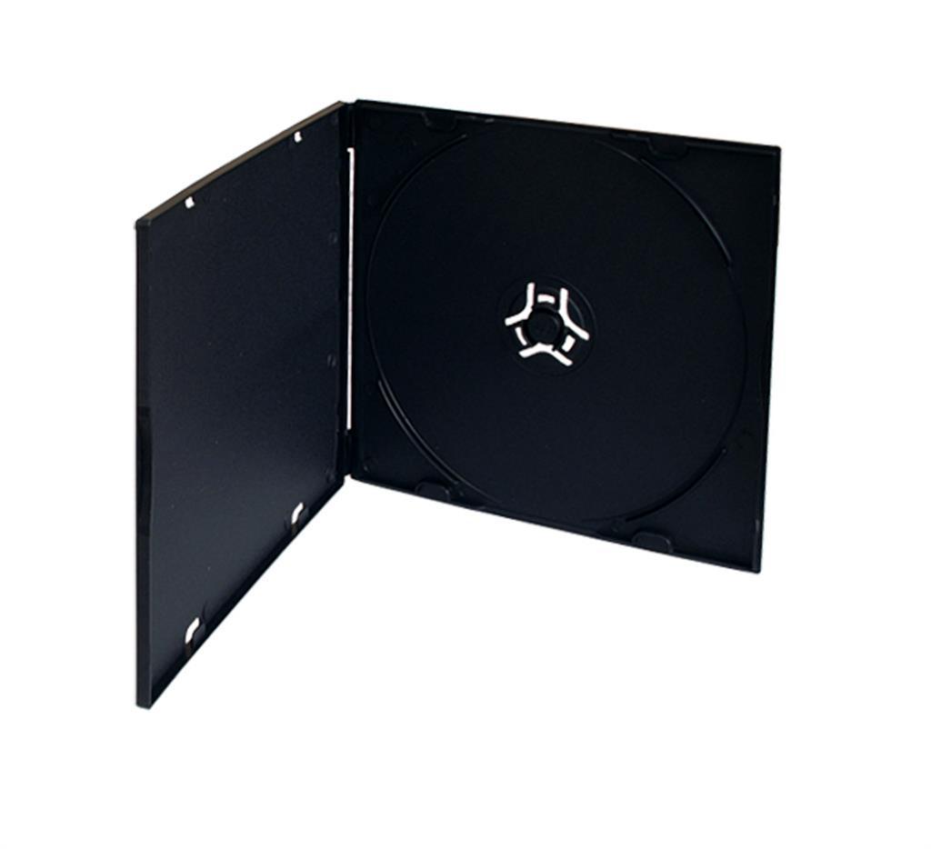 ESPERANZA Slim 1 CD/DVD - PP - 5 mm  ( 200 Pcs. PACK)